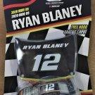 2020 Nascar Authentics Wave 9 #21429 Ryan Blaney