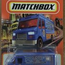 2021 Matchbox #89 Express Delivery