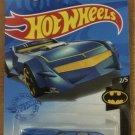 2021 Hot Wheels #56 The Batman Batmobile
