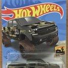 2021 Hot Wheels #80 19 Chevy Silverado Trail Boss LT