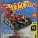 2021 Hot Wheels #82 Speed Driver RED