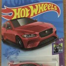 2021 Hot Wheels #85 Jaguar XE SV Project 8 RED