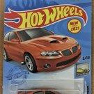 2021 Hot Wheels #87 06 Pontiac GTO