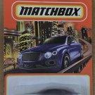 2021 Matchbox #9 Bentley Bentayga