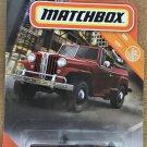 2020 Matchbox #38 1948 Willys Jeepster