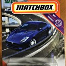 2020 Matchbox #52 2015 Jaguar F-Type Coupe
