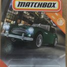 2020 Matchbox #55 1963 Austin Healey Roadster