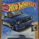 2021 Hot Wheels #92 91 GMC Syclone BLUE