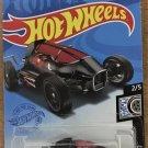 2021 Hot Wheels #94 2 Jet Z BLACK