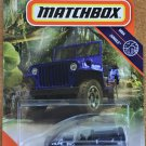 2020 Matchbox #68 Jeep Willys