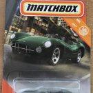 2020 Matchbox #73 1956 Aston Martin DBR1