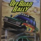 2020 Matchbox Off Road Rally #1 1970 Datsun 510 Rally