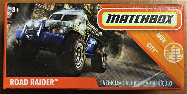 2020 Matchbox Power Grabs #23 Road Raider
