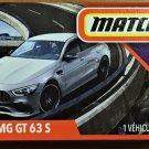 2020 Matchbox Power Grabs #44 Mercedes AMG GT 63.5