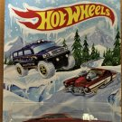 2020 Hot Wheels Holiday Hot Rods #1 Evil Twin
