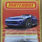 2020 Matchbox Retro #11 Dodge Viper
