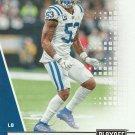 2020 Playoff Football Card #61 Darrius Leonard