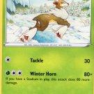 Pokemon Card - Chilling Reign - #12 Sawsbuck