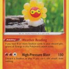 Pokemon Card - Chilling Reign - #22 Castform Sunny Form