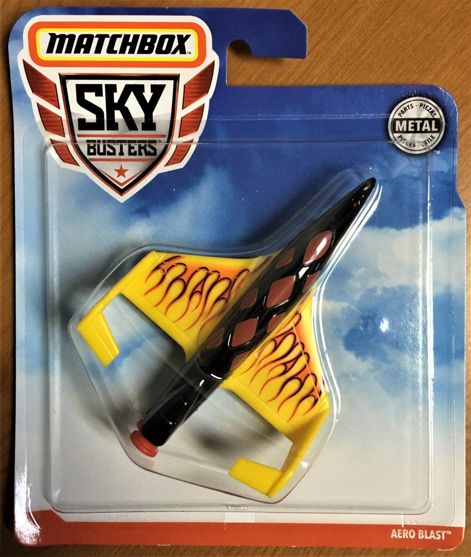 Matchbox Skybusters #GLR74 Aero Blast