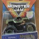 Spinmaster Monster Jam #20122538 Soldier Fortune