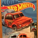 2021 Hot Wheels #22 RV There Yet Red/BLUE