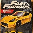 2021 Hot Wheels Fast & Furious #2 Nissan 370Z