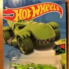 2021 Hot Wheels #24 T-Rextroyer GREEN