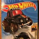 2021 Hot Wheels #33 70 Volkswagen Baja Bug BLACK