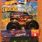 2021 Hot Wheels Monster Trucks #9 Hot Wheels Delivery