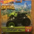 2021 Hot Wheels Monster Trucks #17 Dodge Charger R/T