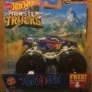 2021 Hot Wheels Monster Trucks #20 Race Ace