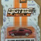 2020 Jada Big Time Muscle - Wave 21 - 70 Ford Mustang Boss 429