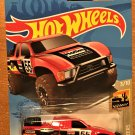 2021 Hot Wheels #4 Toyota Off Road Truck RED
