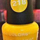 L A Colors Color Craze Nail Polish #218 Sunshine