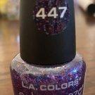 L A Colors Color Craze Nail Polish #447 Jewel Tone