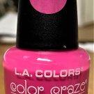 L A Colors Color Craze Nail Polish #55 Vacay