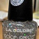 L A Colors Color Craze Nail Polish #543 Glitter Bomb