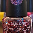 L A Colors Color Craze Nail Polish #548 Confetti