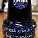L A Colors Color Craze Nail Polish #568 Fancy Pants