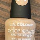 L A Colors Color Craze Nail Polish #619 Simply
