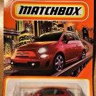 2021 Matchbox #19 2019 Fiat 500 Turbo