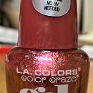 L A Colors Color Craze Gel Nail Polish #180 Passion Play