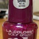 L A Colors Color Craze Gel Nail Polish #181 Hocus Pocus