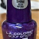L A Colors Color Craze Gel Nail Polish #182 Ravishing Glow