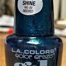 L A Colors Color Craze Gel Nail Polish #183 Fizzy