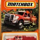 2021 Matchbox #29 Ford F-550 Super Duty