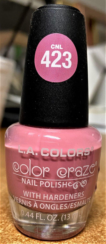 L A Colors Color Craze Nail Polish #CNL423 Fantastical