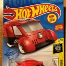 2021 Hot Wheels #81 See Me Rollin RED