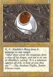Aladdin's Ring (Revised)
